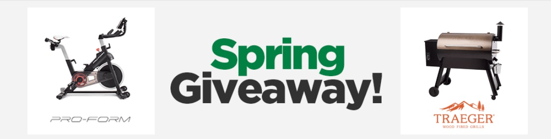 LD Spring Giveaway