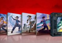 Mamas Geeky The Legend Of Korra Limited Edition Steelbook Giveaway