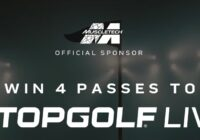 MuscleTech TopGolf Live Pass Giveaway