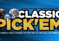 Pro Football Hall Of Fame BCFHOF Classic Pick Em Sweepstakes