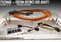 Rattlesnake Cable Company Rattlesnake Cable Company Custom District Giveaway