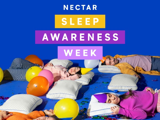 Resident Home Nectar Sleep Awareness Week Giveaway