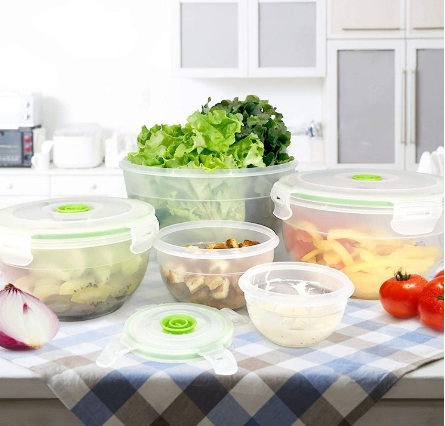 Steamy Kitchen Lasting Freshness Containers Review And Giveaway