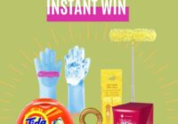 Steamy Kitchen Spring Cleaning Instant Win Sweepstakes
