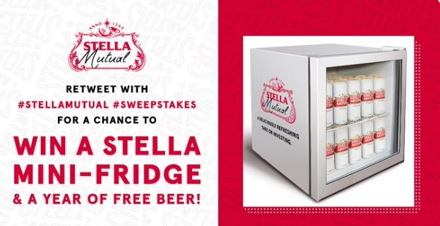 Stella Artois StellaMutual Sweepstakes