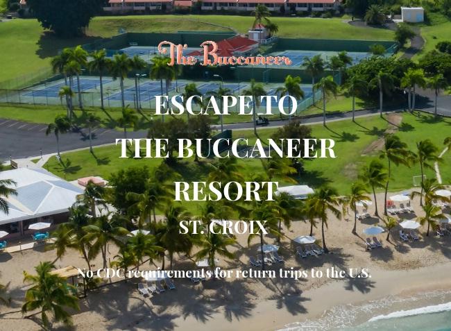 Stellar Partnership Marketing Escape To The Buccaneer Resort Giveaway