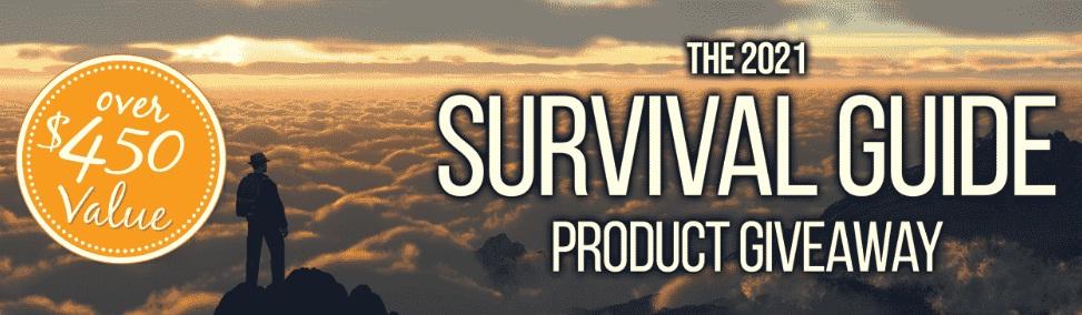 Taste For Life Survival Guide Giveaway