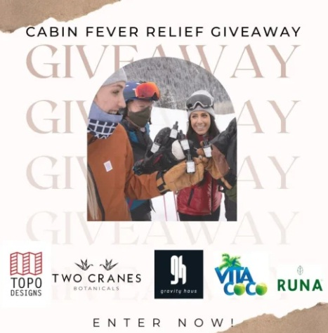 Two Cranes Cabin Fever Relief Giveaway