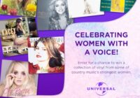 UMG Nashville Women History Month Sweepstakes