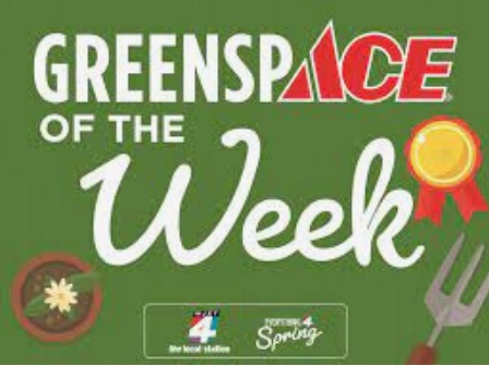 WJXT Channel 4 Green Space Of The Week Contest