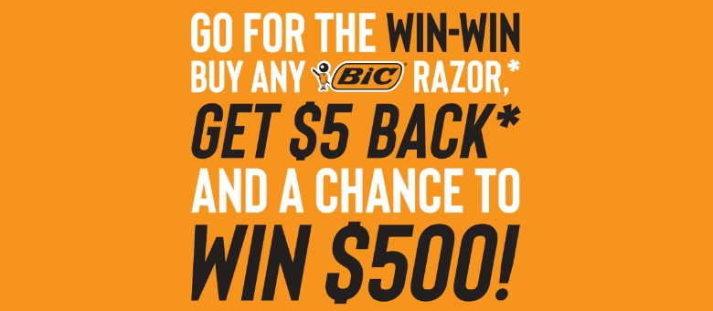 BIC Sweepstakes, Cabot Creamery Sweepstakes