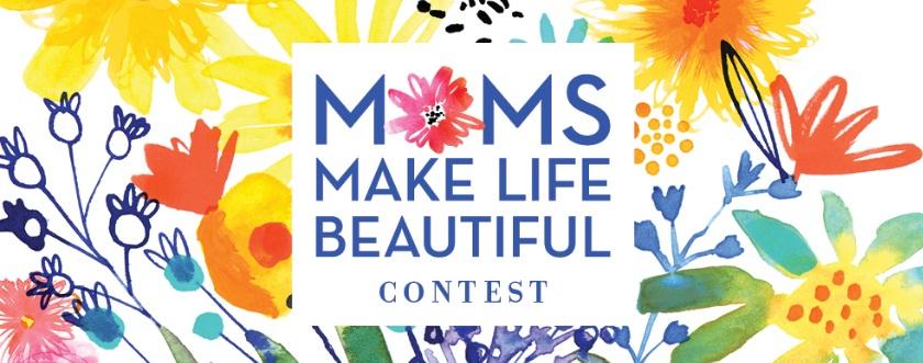 C.Krueger Moms Make Life Beautiful Giveaway