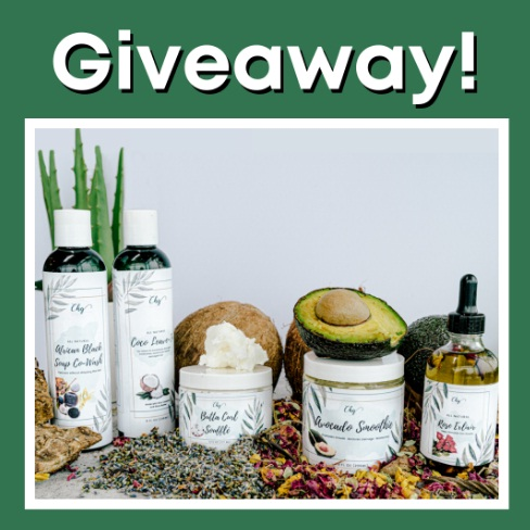 Chy Hair Grow Giveaway