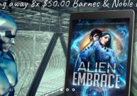 D. F. Jones Alien Embrace Barnes And Noble Giveaway