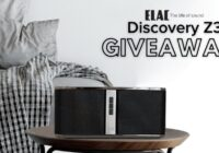 ELAC Discovery Z3 Bluetooth Wi-Fi Speaker Giveaway