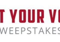 General Tire Cast Your Vote Sweepstakes