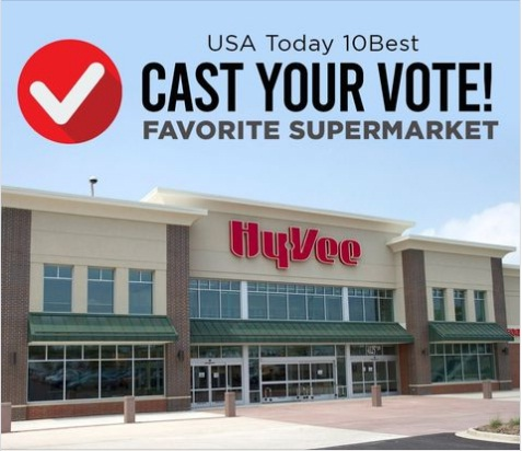 Hy-Vee Springtime Party Sweepstakes