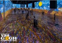 Immersive Van Gogh Exhibition Contest