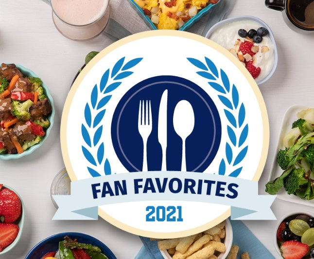 Jenny Craig Fan Favorite Sweepstakes