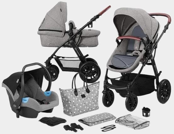 La Petite Ourse XMOOV 3 In 1 Stroller Giveaway