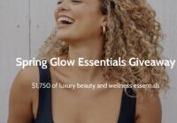 Live Sozy Spring Glow Essentials Giveaway