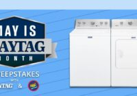 Maytag Month With Maytag And Rent-A-Center Sweepstakes