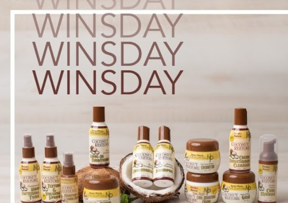 Nature Protein Coconut Restore Winsday Giveaway