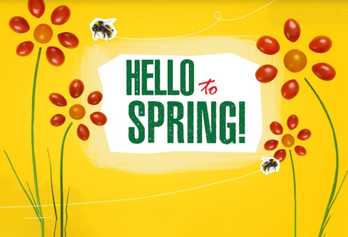 NatureSweet Hello To Spring Sweepstakes