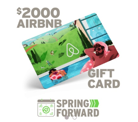 No Cow Spring Forward Sweepstakes