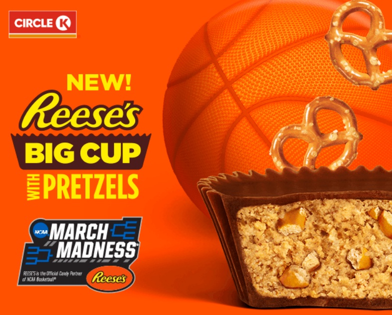 Reese March Madness At Circle K Midwest Sweepstakes