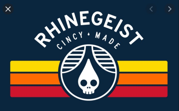 Rhinegeist Brewery Wit Sit Sweepstakes