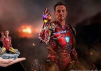 Sideshow Let Your Geek Sideshow Iron Man 110 Scale Statue Giveaway