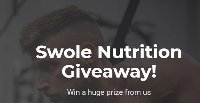 Swole Nutrition Giveaway