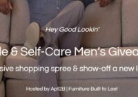 TRP Acquisition Style And Self-Care Men Giveaway