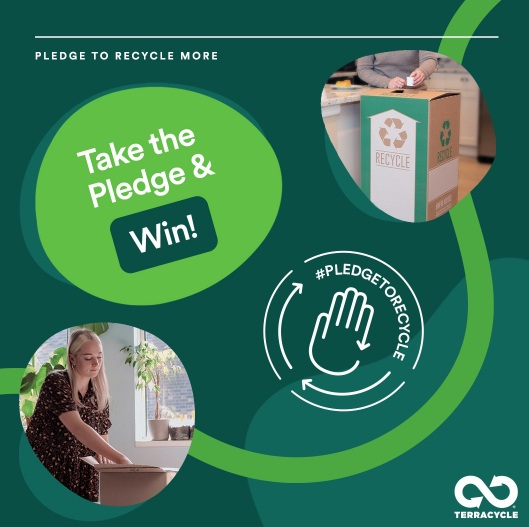 TerraCycle 21 Days To Recycle More And Win Giveaway