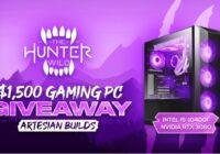 TheHunterWild $1,500 Gaming PC Giveaway