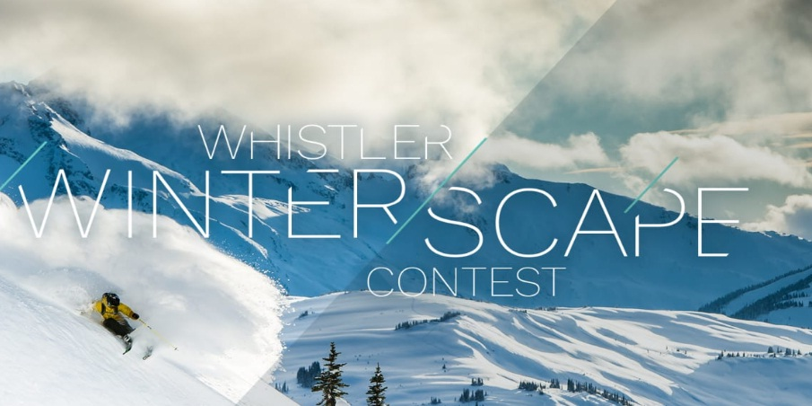 Tourism Whistler Winterscape Contest