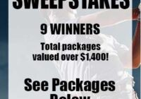 Valley Vet Swingin For The Fences Sweepstakes