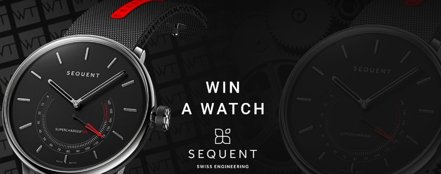 World Tempus Sequent Watch Sweepstakes
