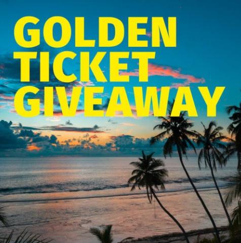 Aaron Ellsworth Golden Ticket Giveaway