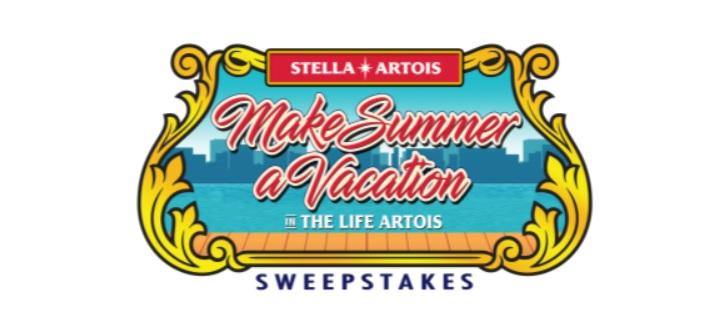 Anheuser-Busch Stella Summer Sweepstakes