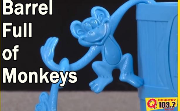 Barrel Full Of Monkeys Contest