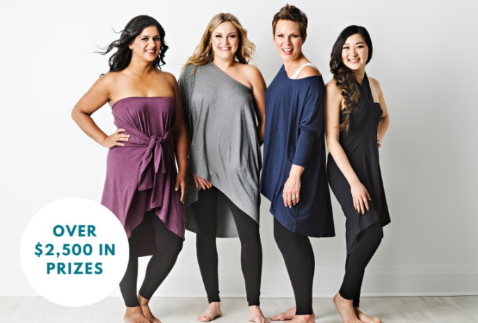 Essential Bodywear Confident You Giveaway