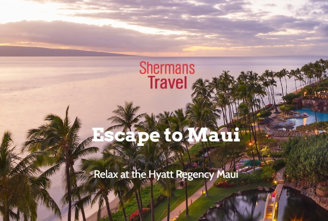 ShermansTravel Escape To Maui Giveaway