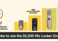 Sweetwater Sound Monthly Gear Giveaway