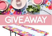 TableclothPLUS Mothers Day Giveaway