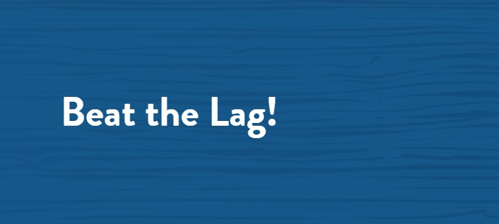 Undeniably Dairy Beat The Lag Contest