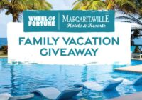 Wheel Of Fortune Family Vacation Sweepstakes