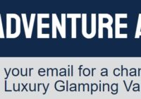 Campari America Glamping Giveaway