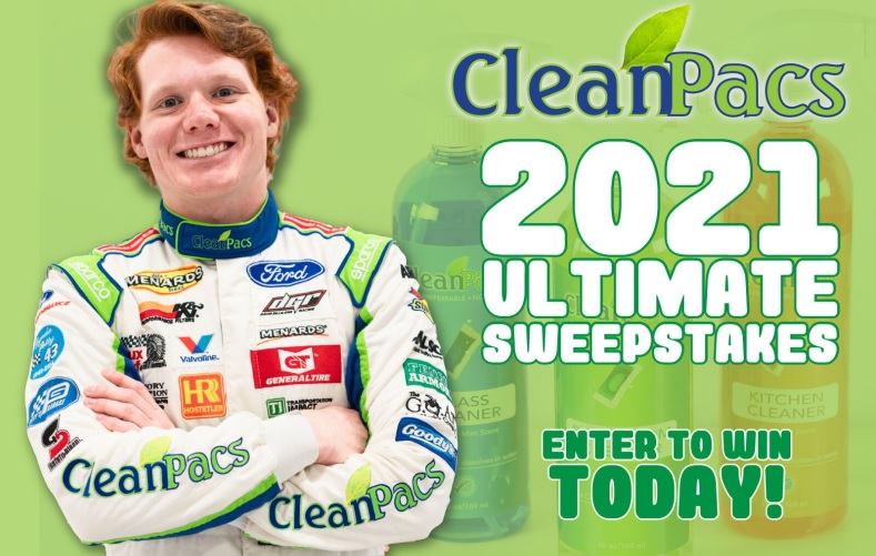 CleanPacs 2021 Ultimate Sweepstakes